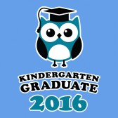2016-Kindergarten-Graduate-ToddlerInfant-Kids-T-Shirt