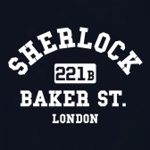 221b-BAKER-ST-Women-T-Shirt