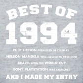 34Best-of-199434-21st-Birthday-Gift-Idea-Funny-Novelty-T-Shirt