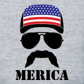 4th-Of-July-American-Flag-Cap-hat-T-Shirt