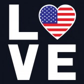 4th-Of-July-I-Love-USA-Heart-Flag-I-Love-America-Racerback-Tank-Top