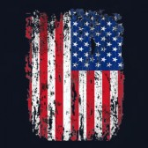 4th-Of-July-USA-Flag-Distressed-T-Shirt