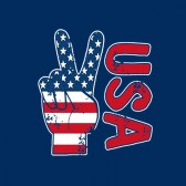 4th-Of-July-USA-Flag-Peace-Hand-Independence-Day-Cool-T-Shirt