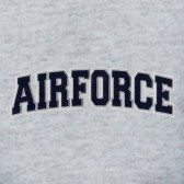 AIR-FORCE-logo-Embroidered-patch-T-Shirt
