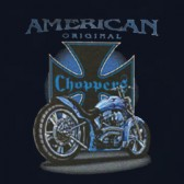 American-Original-Choppers-T-Shirt