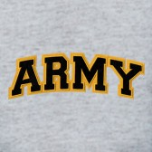 ARMY-Logo-Embroidered-patch-T-Shirt