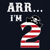 Arr-Im-2-Youth-Kids-T-Shirt