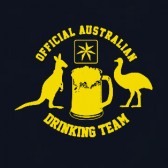 Australian-Drinking-Team-T-Shirt