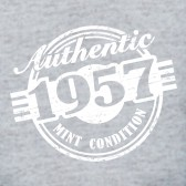 Authentic-1957-Mint-Condition-Funny-Birthday-Gift-T-Shirt