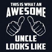 Awesome-Uncle-T-Shirt