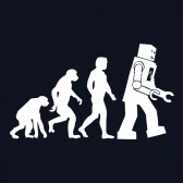 Big-Bang-Theory-Evolution-Robot-Women-T-Shirt