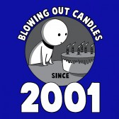 Blowing-Out-Candles-Since-2001-Birthday-Gift-Youth-Kids-T-Shirt