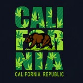 California-Republic-Bear-Apparel-Cannabis-Marijuana-Women-T-Shirt