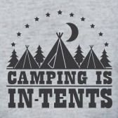 Camping-Is-In-Tents-T-Shirt