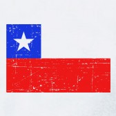 Chile-Flag-Retro-Style-Youth-Kids-T-Shirt