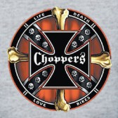 Choppers-circle-T-Shirt