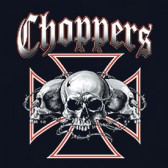 Choppers-Skulls-33-T-Shirt