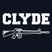Clyde-T-Shirt