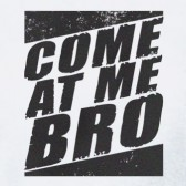Come-at-Me-Bro-Vintage-T-Shirt