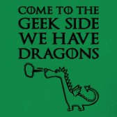 Come-To-The-Geek-side-T-Shirt