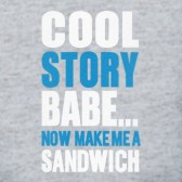 Cool-Story-Babe-Women-T-Shirt