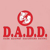 DADD-Dads-against-daughters-dating-Women-T-Shirt