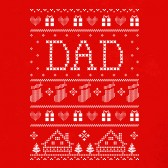 Dads-Ugly-Christmas-Sweater-T-Shirt