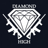 Diamond-Life-White-T-Shirt