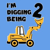 Digging-Being-2-Two-Years-Old-Birthday-ToddlerInfant-Kids-T-Shirt