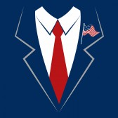Donald-Trump-Suit-Tie-Easy-Halloween-Costume-Youth-Kids-T-Shirt