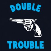 Double-Trouble-Gun-Print-T-Shirt