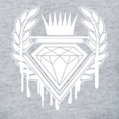 Dripping-Diamond-ROYAL-LOGO-T-Shirt