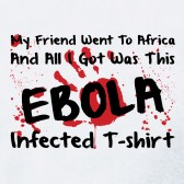 Ebola-virus-infected-Top-T-Shirt