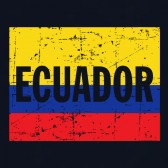 Ecuador-Flag-Vintage-Retro-Ecuadorian-Youth-Kids-T-Shirt