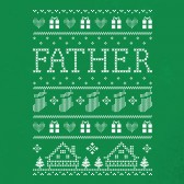 Father-Ugly-Christmas-Sweater-T-Shirt