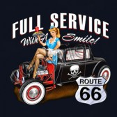 Full-Service-Route-66-T-Shirt