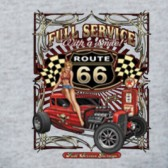 Full-Service-Rt-66-Hd-T-Shirt