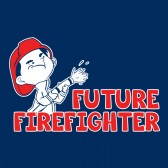 Future-Firefighter-Kids-T-Shirt