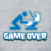 Game-Over-Toilet-T-Shirt