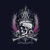 Gothic-Crown-T-Shirt