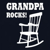 Grandpa-Rocks-T-Shirt