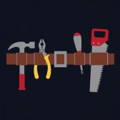 Halloween-Handyman-Costume-Toddler-Kids-T-Shirt