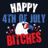 Happy-4th-of-July-Bitches-USA-American-T-Shirt