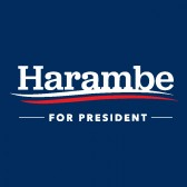 Harambe-for-President-Support-T-Shirt