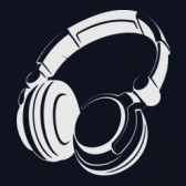 Headphone-T-Shirt