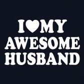 I-Love-My-Awesome-Husband-Women-T-Shirt