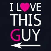 I-Love-This-Guy-Women-T-Shirt