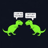 I-Love-You-This-Much-T-Rex-T-Shirt