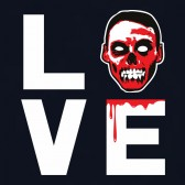 I-Love-Zombies-Undead-Cool-Apparel-Living-Dead-T-Shirt