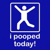 I-Pooped-Today-funny-T-Shirt